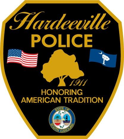 Hardeeville Police Patch